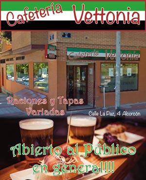 Cafeteria Vettonia